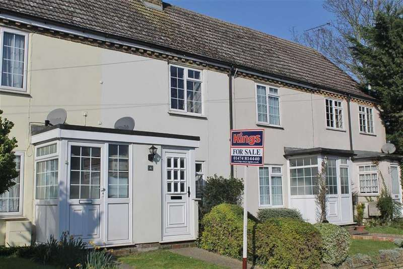 2 Bedrooms Terraced House for sale in Brakefield Road, Southfleet
