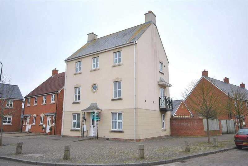 5 Bedrooms Detached House for sale in Longridge Way, Weston Village, Weston-Super-Mare, North Somerset, BS24