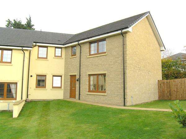 4 Bedrooms End Of Terrace House for sale in Greenlees Way, Cambuslang, Glasgow