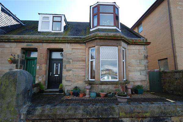 3 Bedrooms Semi Detached House for sale in Melbourne Road, Saltcoats