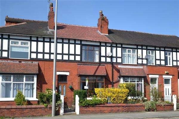 3 Bedrooms Terraced House for sale in Mesnes Road, Wigan