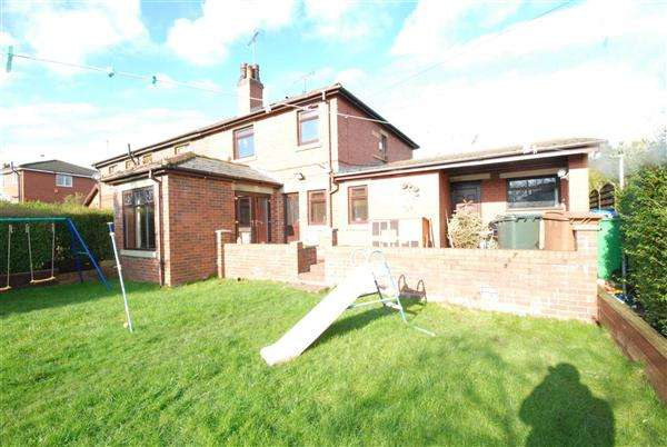 3 Bedrooms Semi Detached House for rent in Kenion Road, Rochdale