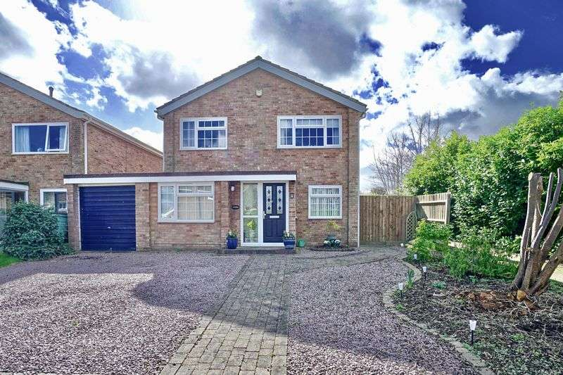 4 Bedrooms Detached House for sale in Perry, Huntingdon