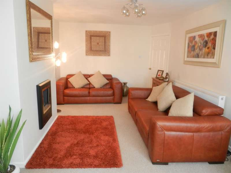 2 Bedrooms Semi Detached Bungalow for sale in Lan Manor, Morriston, Swansea
