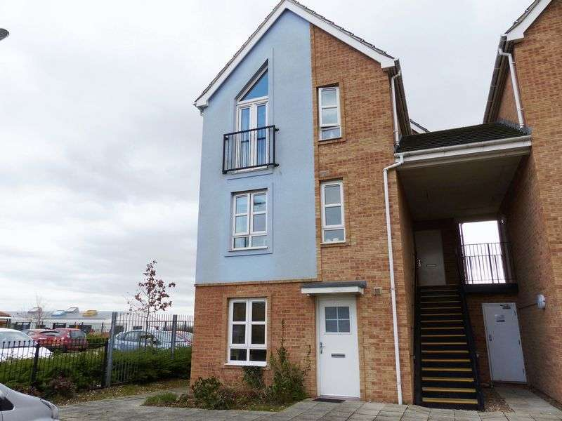 1 Bedroom Flat for sale in Pigot Way, Lincoln