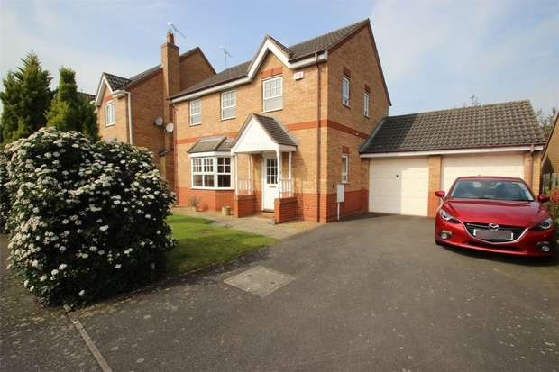 4 Bedrooms Semi Detached House for sale in Twickenham Way, Binley, Coventry