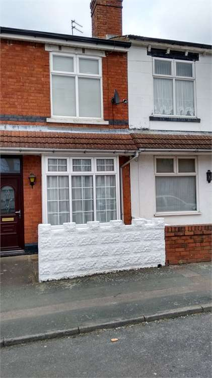 3 Bedrooms Terraced House for sale in Coleman Street, Wolverhampton, West Midlands