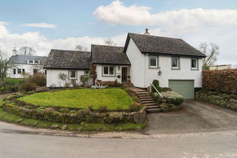 3 Bedrooms Bungalow for sale in Lanton, Jedburgh, Borders, TD8 6SU