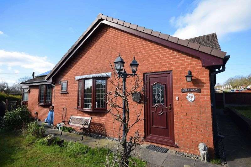 3 Bedrooms Detached Bungalow for sale in Deepdale Close, Norton