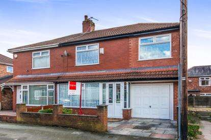 4 Bedrooms Semi Detached House for sale in Wilshaw Grove, Ashton-Under-Lyne, Greater Manchester, Ashton
