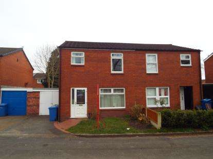 3 Bedrooms Semi Detached House for sale in Fallowfield Grove, Padgate, Warrington, Cheshire, WA2