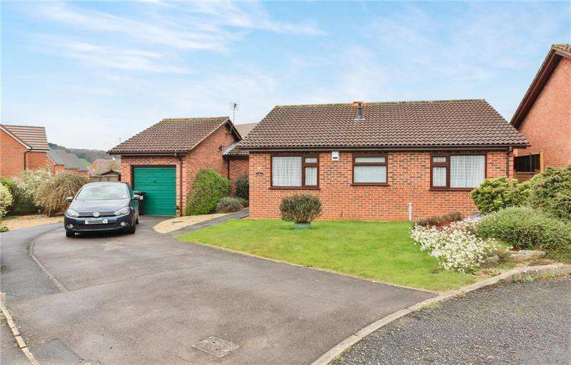 2 Bedrooms Detached Bungalow for sale in Chatsworth Close, Ross-On-Wye