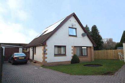 4 Bedrooms Detached House for sale in Wellpark Court, Kilmarnock