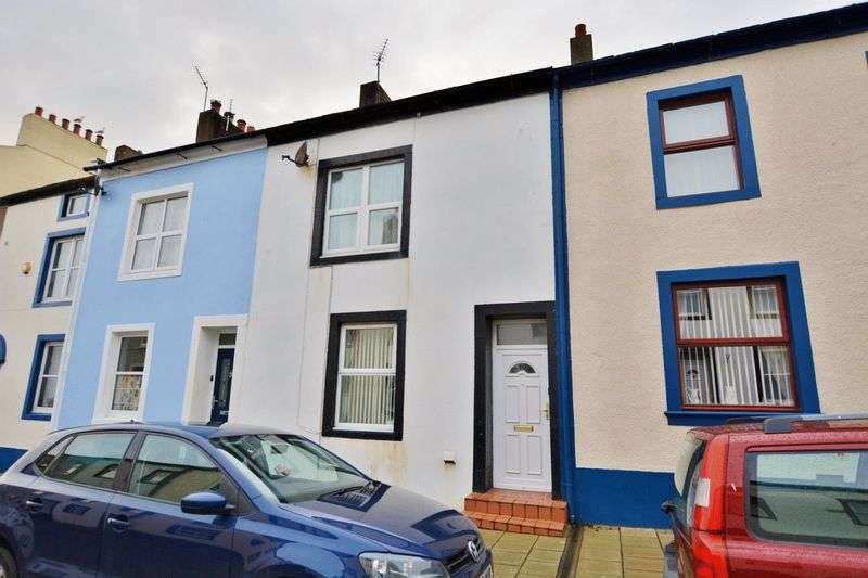 3 Bedrooms Terraced House for sale in High Street, Maryport