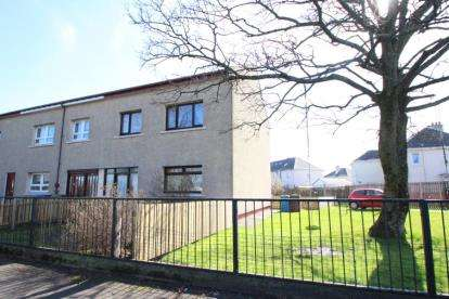 3 Bedrooms End Of Terrace House for sale in Alderman Road, Knightswood, Glasgow