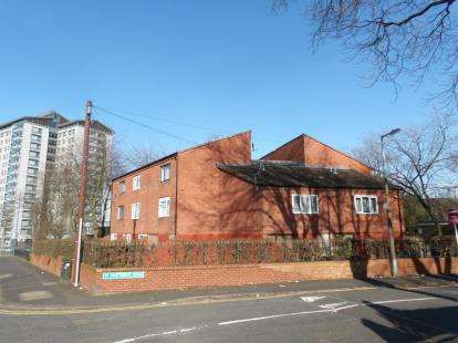 1 Bedroom Flat for sale in Unett Court, St. Matthews Road, Smethwick, West Midlands