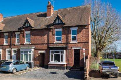 4 Bedrooms Terraced House for sale in Fox Hollies Road, Acocks Green, Birmingham, West Midlands