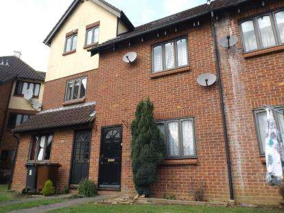 2 Bedrooms Maisonette Flat for sale in Rockingham Mews, Stephenson Way, Corby, Northamptonshire