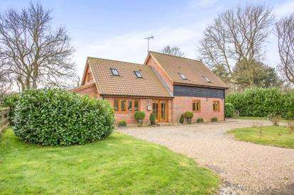 4 Bedrooms Detached House for sale in Thursford, Fakenham, Norfolk