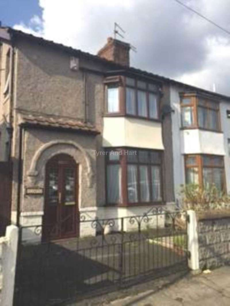 3 Bedrooms Semi Detached House for sale in East Prescot Road, Knotty Ash