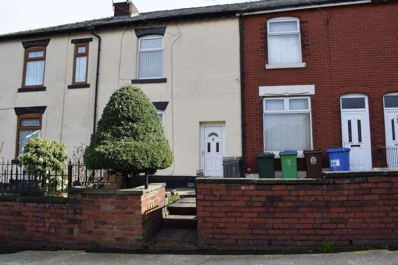 3 Bedrooms Terraced House for sale in Prospect Street, Heywood