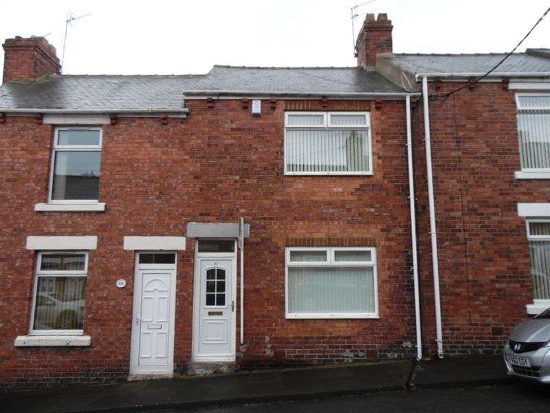 2 Bedrooms Terraced House for sale in Alexandra Street, Chester Le Street