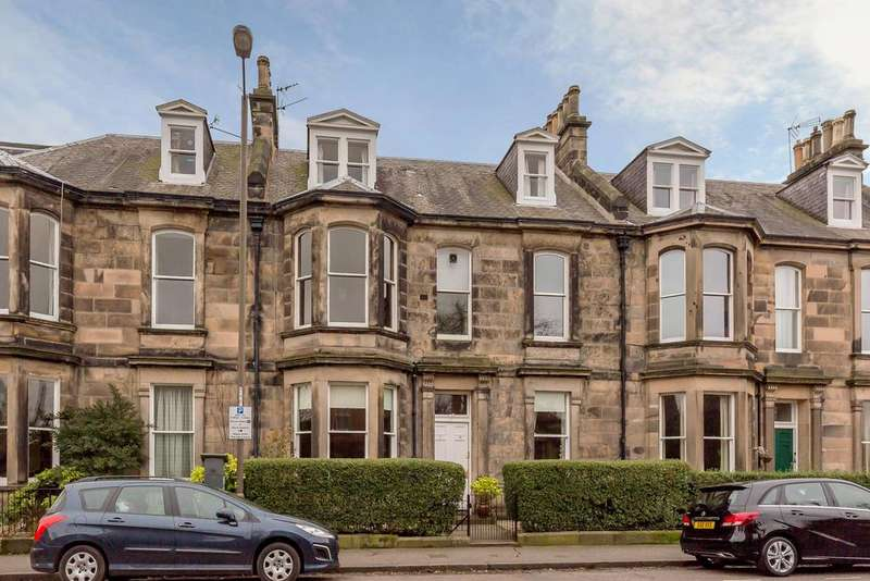 4 Bedrooms Flat for sale in 1A Rochester Terrace, Merchiston, EH10 5AA