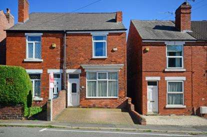 3 Bedrooms Semi Detached House for sale in Old Hall Road, Chesterfield, Derbyshire