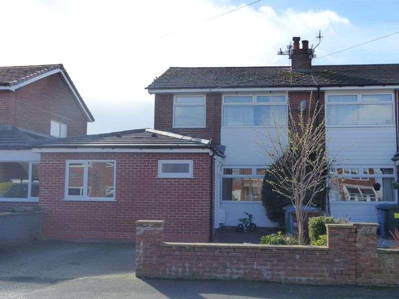 3 Bedrooms Semi Detached House for sale in 40 Bogburn Lane, Coppull Moor, PR7 5JF