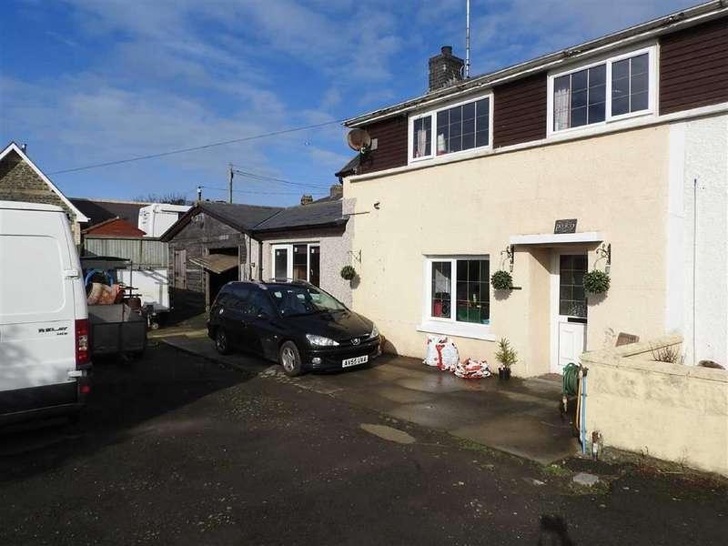 4 Bedrooms Semi Detached House for sale in Pwllhobi, Llanbadarn Fawr, Aberystwyth