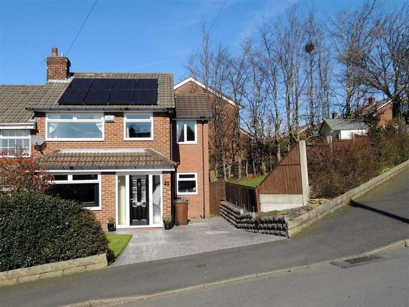 4 Bedrooms Property for sale in Longridge Avenue, STALYBRIDGE