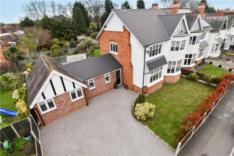 4 Bedrooms Property for sale in Blanquettes Avenue, Worcester