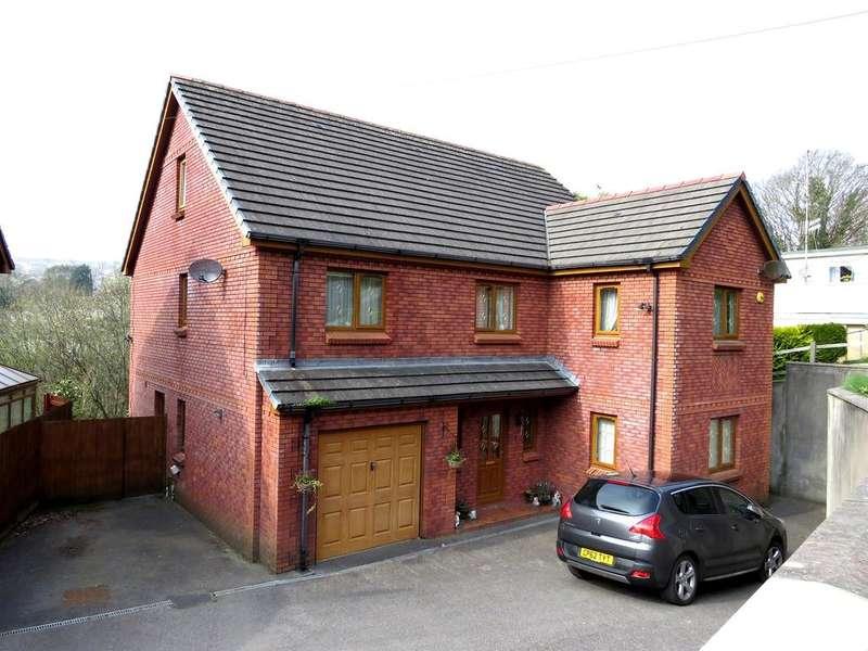 6 Bedrooms Detached House for sale in Salem Road, Morriston, Swansea
