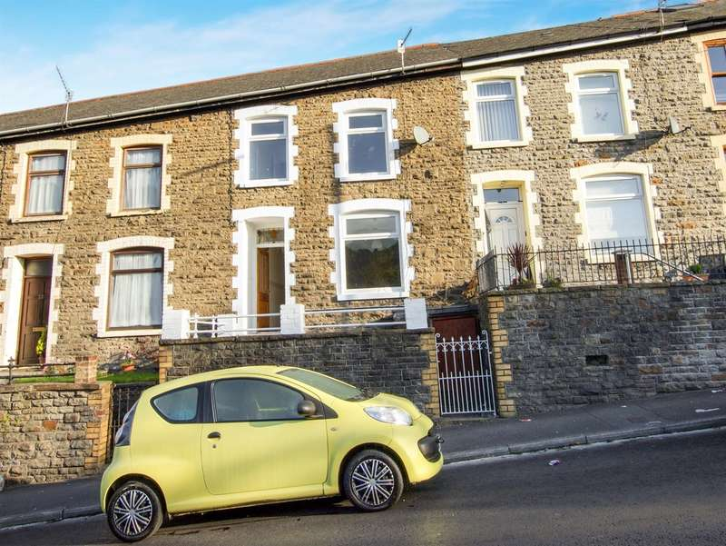 3 Bedrooms Terraced House for sale in Penrhys Road, Ystrad, Pentre