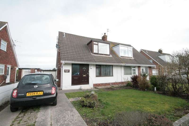 3 Bedrooms Semi Detached House for sale in Skipton Avenue, Marshside, Southport, PR9 8JP