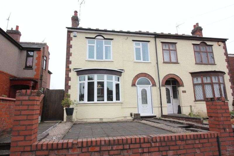 3 Bedrooms Semi Detached House for sale in Binley Road, Coventry