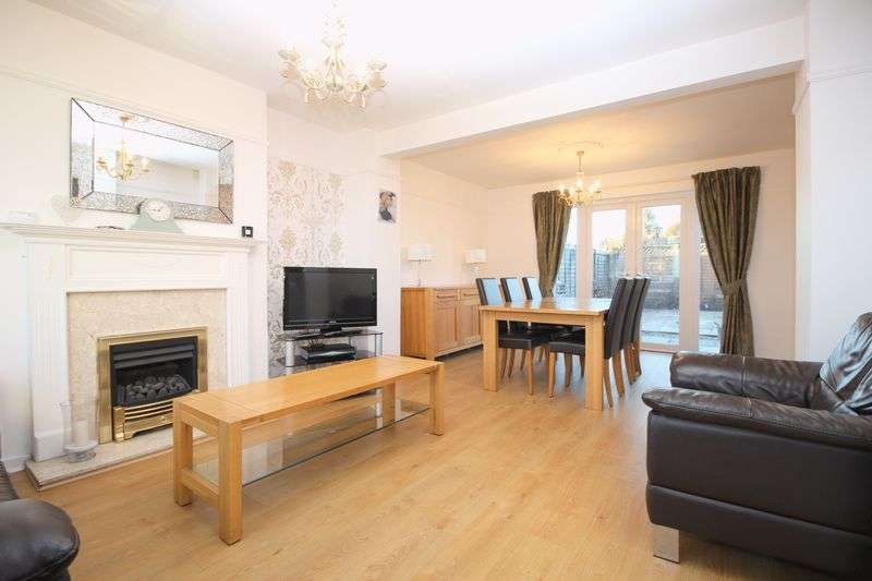 4 Bedrooms Semi Detached House for sale in Merlin Road, Welling, DA16 2JP