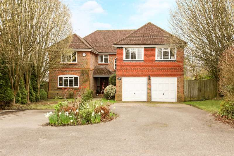 5 Bedrooms Detached House for sale in Church Road, Sunningdale, Ascot, Berkshire, SL5