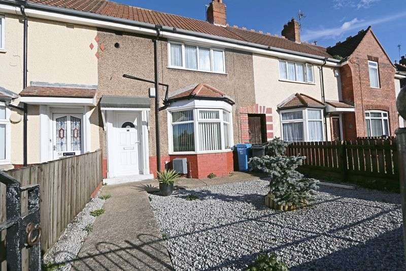 2 Bedrooms Terraced House for sale in 25Th Avenue, Hull