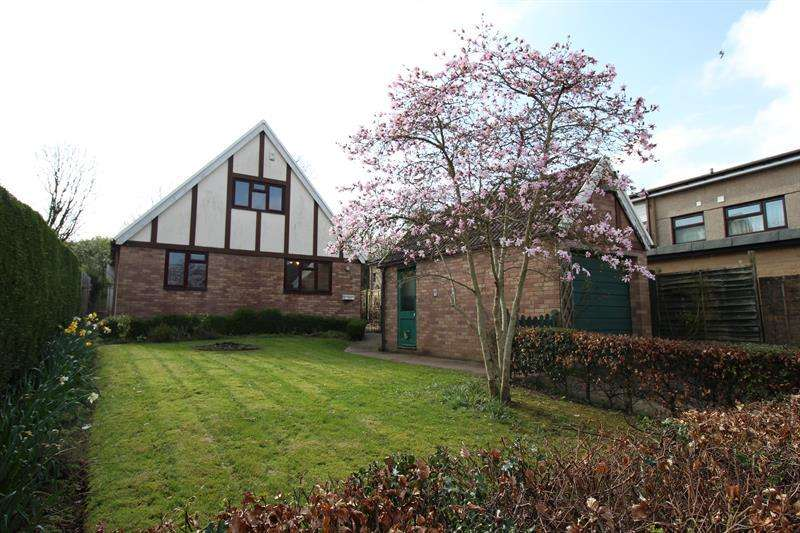 4 Bedrooms Detached House for sale in Heol Trecastell, Caerphilly