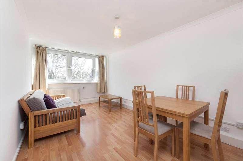 1 Bedroom Flat for sale in Brancaster House, Corsica Street, London