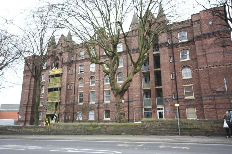 2 Bedrooms Apartment Flat for sale in Park View Court, Bath Street, Nottingham, Nottinghamshire, NG1