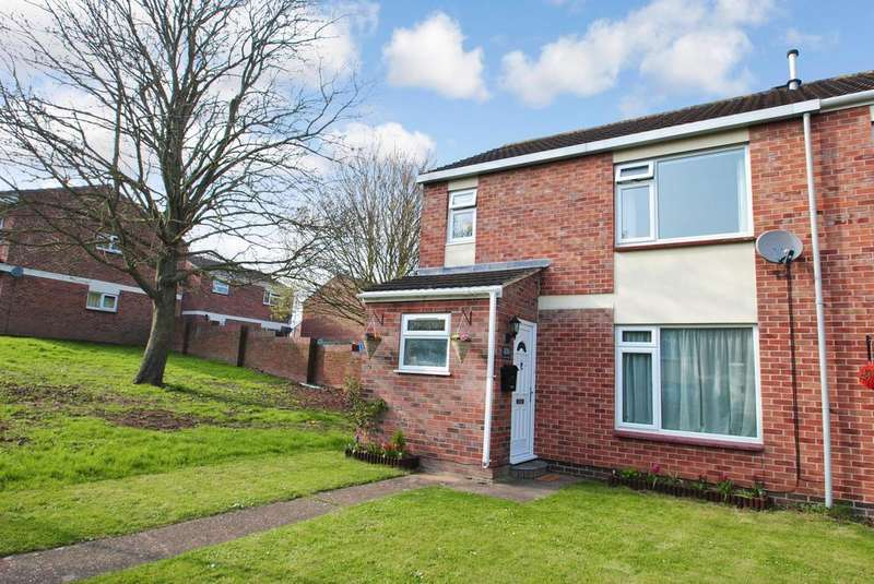 3 Bedrooms Terraced House for sale in Lisieux Way, Taunton