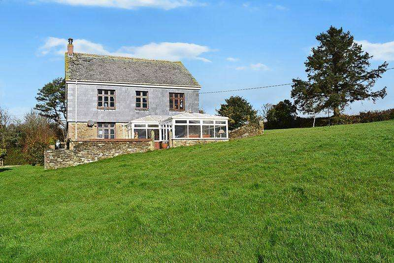 3 Bedrooms Detached House for sale in St. Keyne, Liskeard
