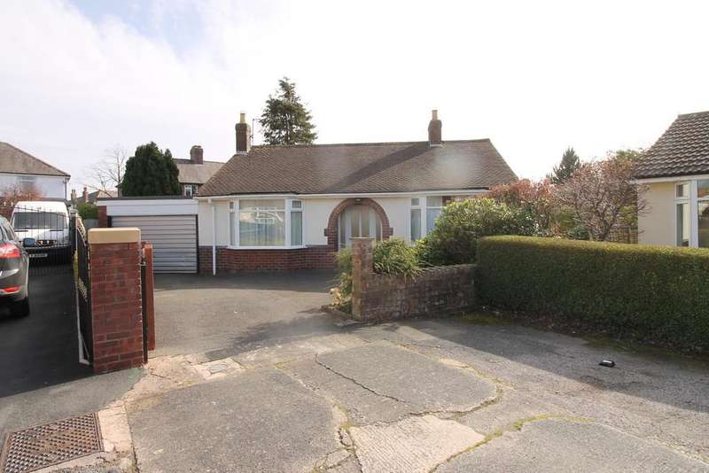 2 Bedrooms Detached Bungalow for sale in The Nook, Belah Crescent, Carlisle