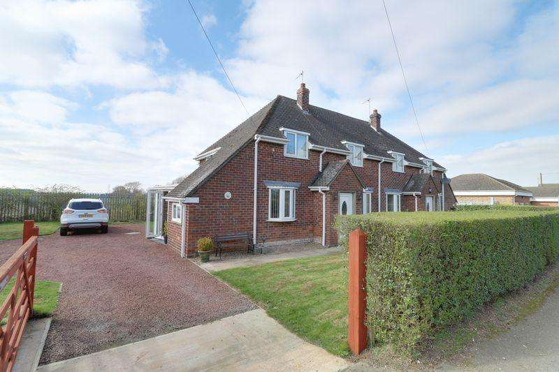 3 Bedrooms Semi Detached House for sale in Scotter Road South, Scunthorpe