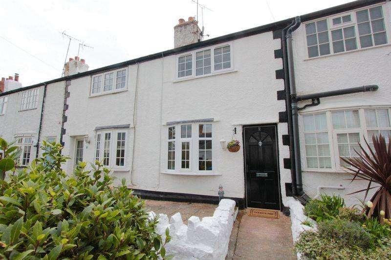 2 Bedrooms Terraced House for sale in Elwy Terrace, St. Asaph