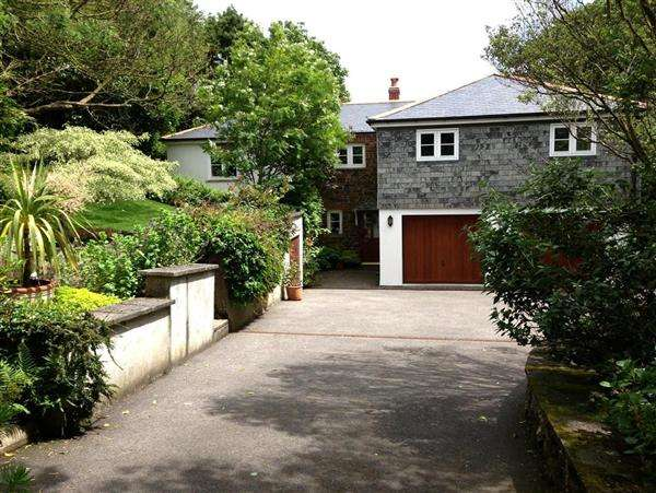 4 Bedrooms Detached House for sale in Portloe, Truro, Cornwall, TR2