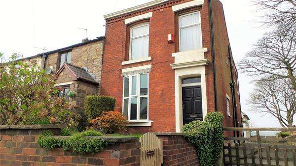 3 Bedrooms Semi Detached House for sale in Pleckgate Road, Blackburn