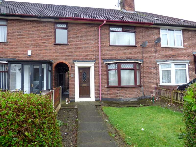 3 Bedrooms Terraced House for sale in Lydney Road, Huyton, Liverpool